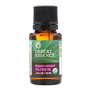 Organic Lavender & Tea Tree Oil(Desert Essence (海外))