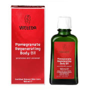 pomegranate body oil(weleda(海外))