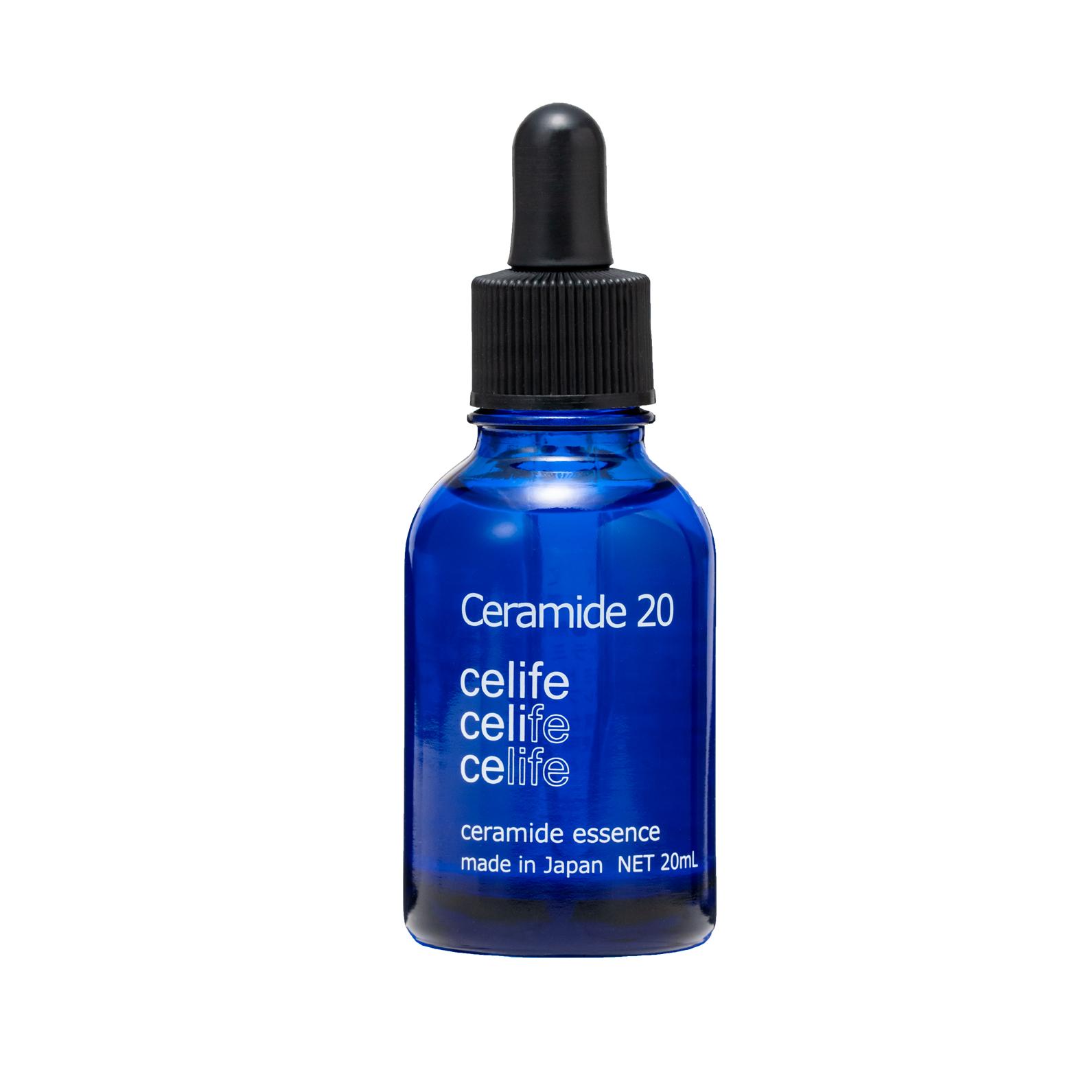 天然セラミド配合美容液 セラミド 20(celife)