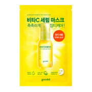 GREEN TANGERINE VITA C DARK SPOT SERUM MASK(goodal(海外))