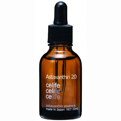 アスタキサンチン配合美容液 アスタキサンチン20(celife)