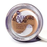 COVERGIRL and Olay Simply Ageless Foundation SPF22(カバーガール)