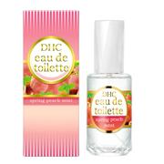 オードトワレ スプリングピーチミント(フルーティフローラルの香り)(DHC)